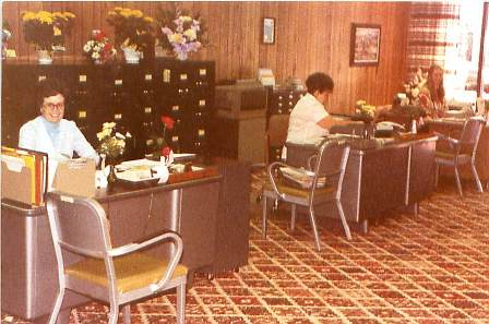 1976 New Solberg Office Location