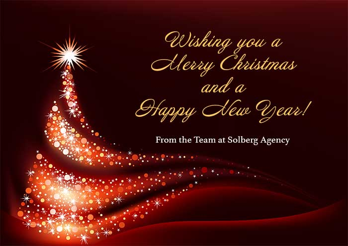 From the team at Solberg Agency